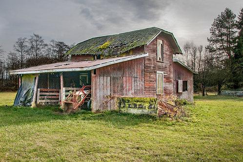 Mt. Vernon Barn