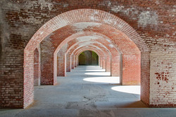 Catacombs of Fort Point