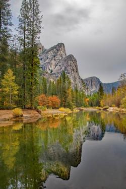Three Bothers in Yosemite