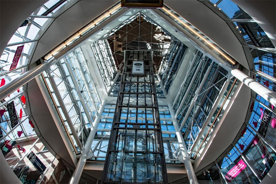 Amsterdam Elevator