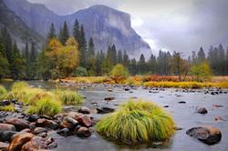 Merced River in Yosemite