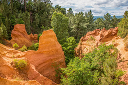 Red Soil of Roussillon