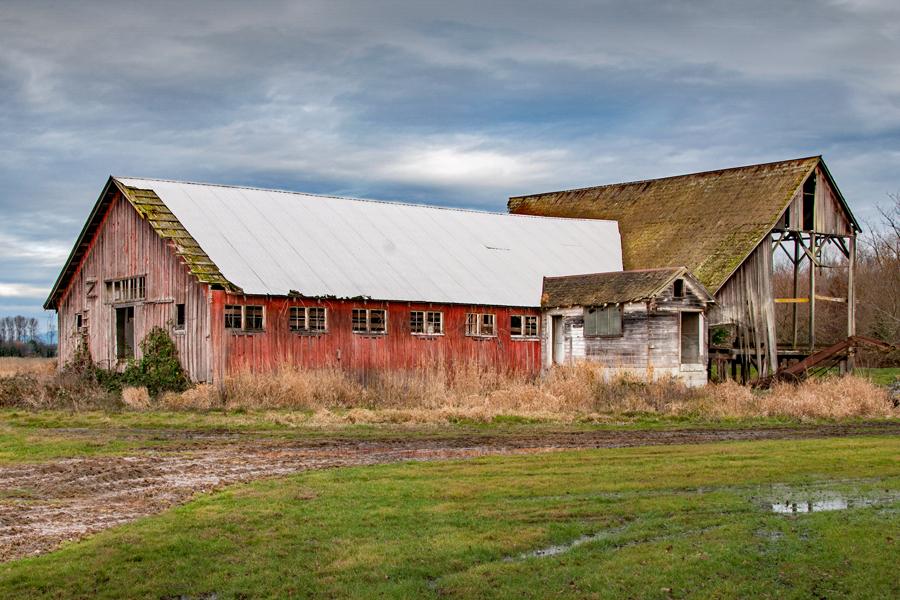 Mann Road Barn