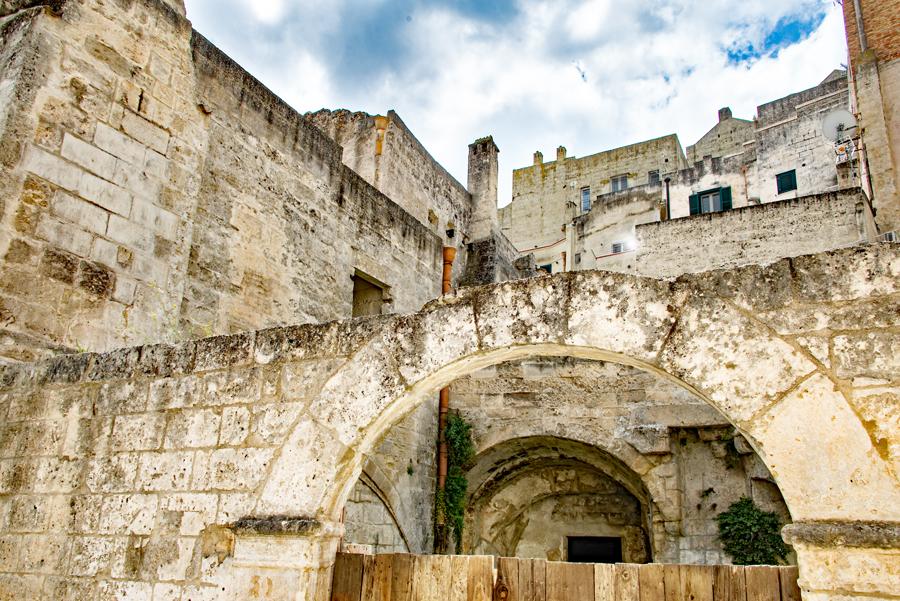 Matera Ancient Village