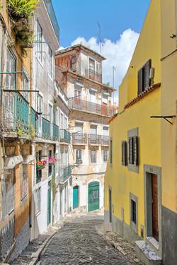 Lisbon Alley
