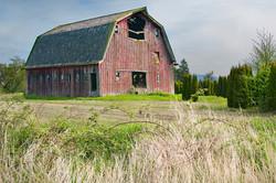 Mt Vernon Barn-III