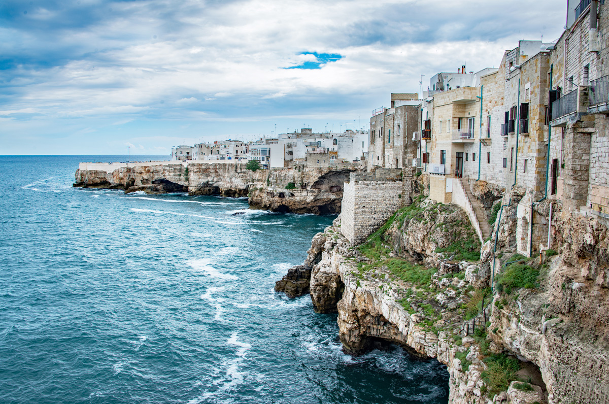 Puglia Coast
