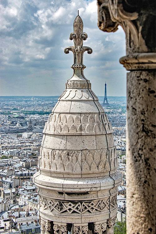 Basilica & Eiffel