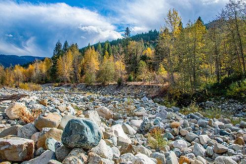 River of Boulders II