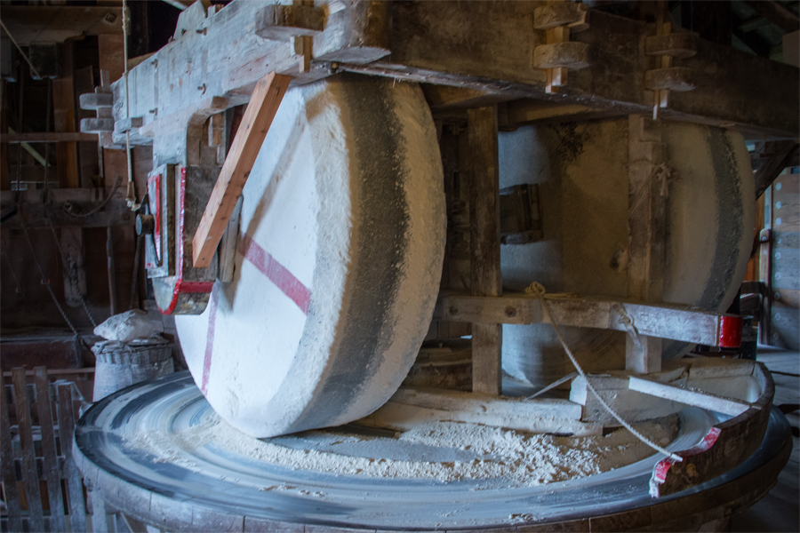 Windmill Grinding Wheel