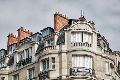 Top Floors in Paris