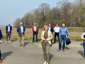 Grünes Licht: Autobahnanschluss für Ökompark kommt