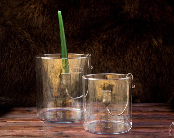 Чаши-подсвечники