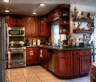 kitchen cabinet design wood custom