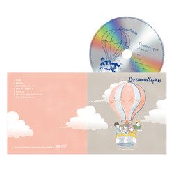「Dramatique」CDジャケットデザイン