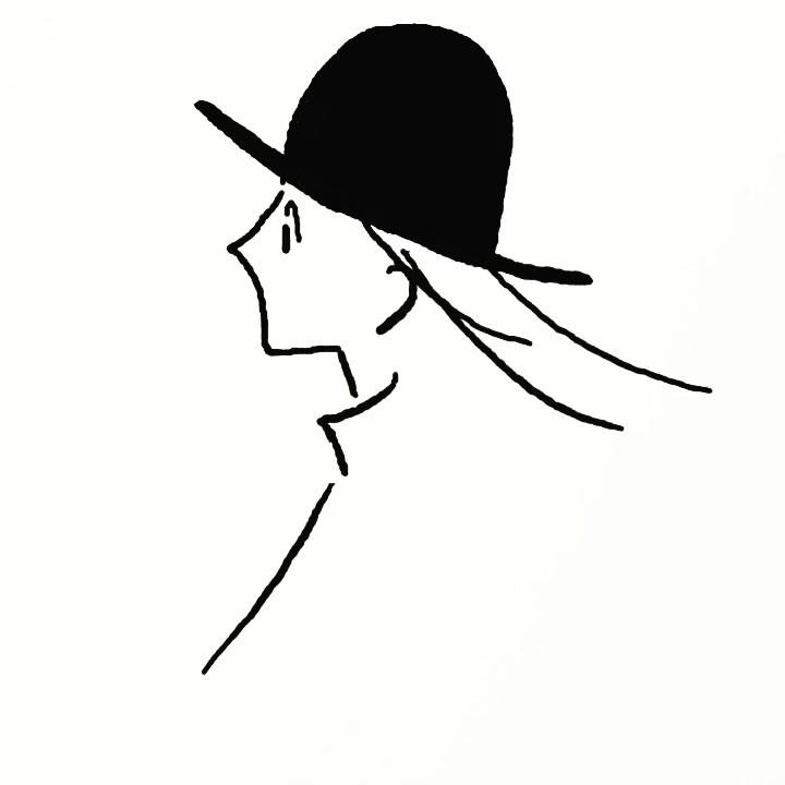 風と帽子とつくしちゃん