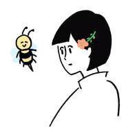 泣きっ面に蜂