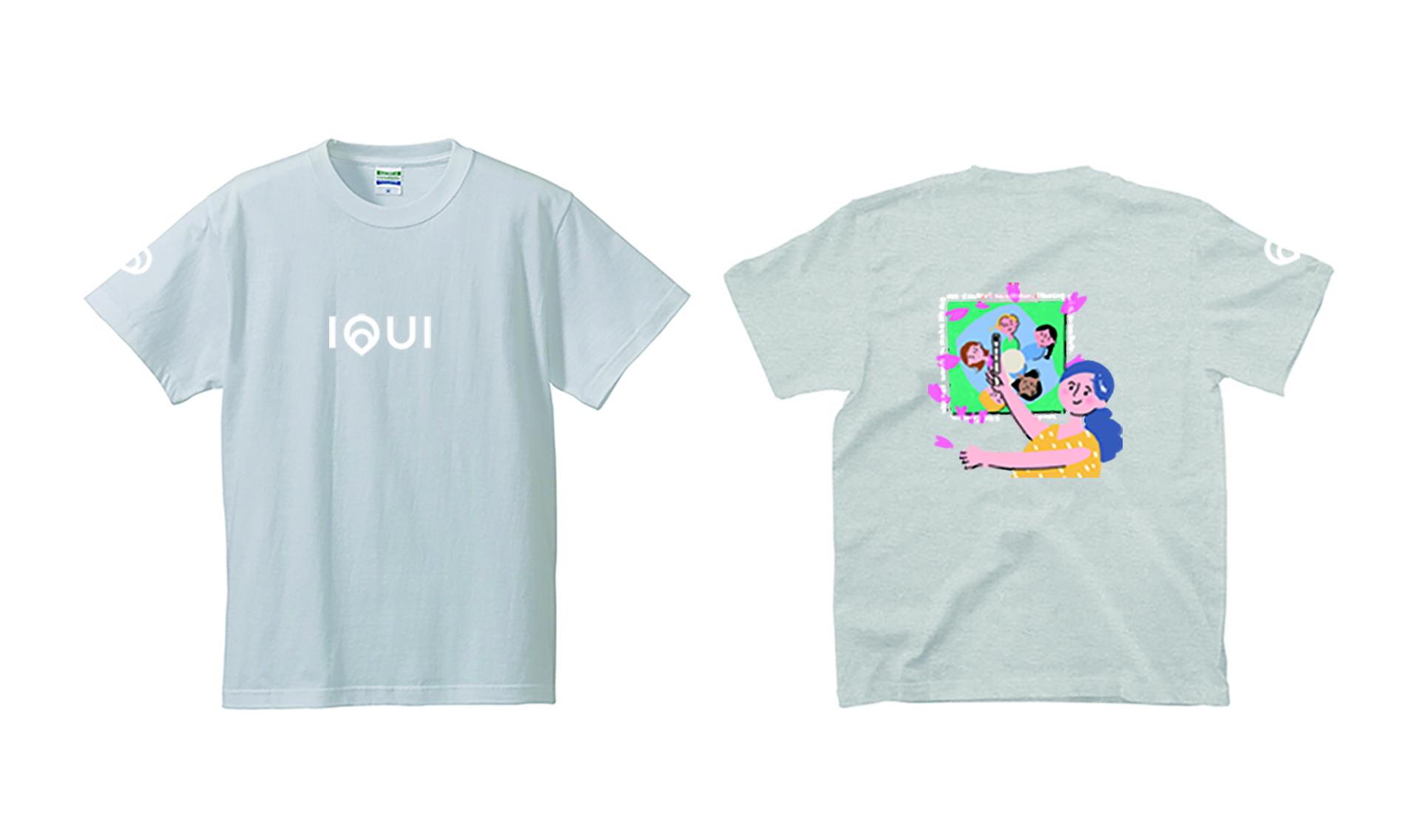 イクスピ子Tシャツ