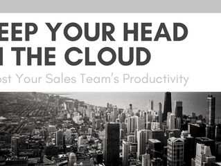 Cloud Computing for SMBs – How it Boosts your Sales Team's Productivity!