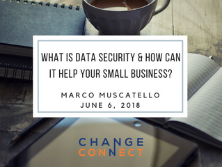 What is Data Security & How Can It Help Your Small Business?