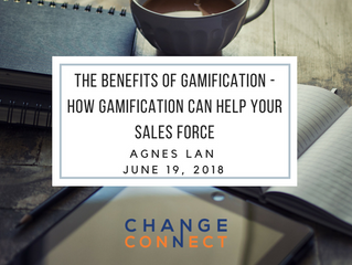 The Benefits of Gamification - How Gamification Can Help Your Sales Force