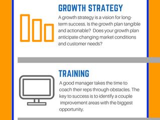 Efficient Sales Team -- Continuous Improvement Tactics