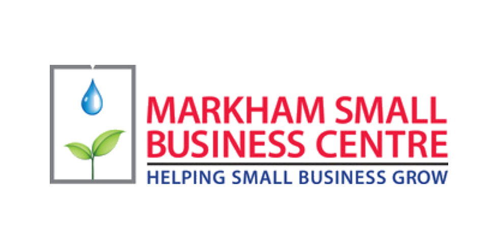 Markham Small Business Centre x Change Connect Series - Networking for Sales Professionals