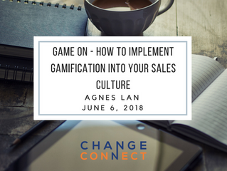 Game On - How to Implement Gamification Into Your Sales Culture