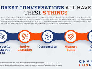 Great Conversations All Have These 5 Things