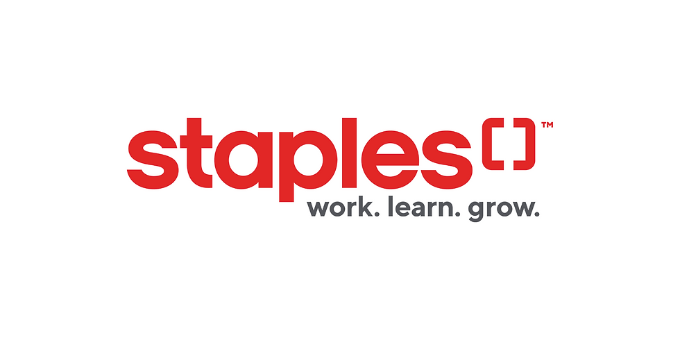 Staples x Change Connect Learning Series - Networking for Success