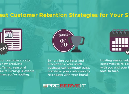 THE 6 BEST CUSTOMER RETENTION STRATEGIES FOR YOUR SMALL BUSINESS