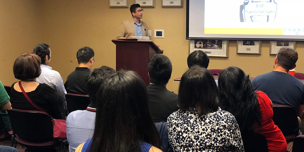 Change Connect Presenting at Richmond Hill Small Business Enterprise Centre - LinkedIn for New Business