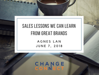 Sales Lessons We Can Learn From Great Brands