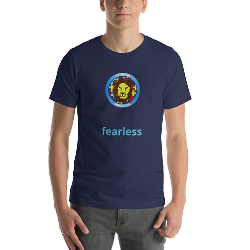 Leo Lion's fearless