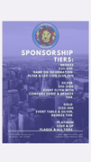 Tiers for Leo Lion Club Foundation Inc