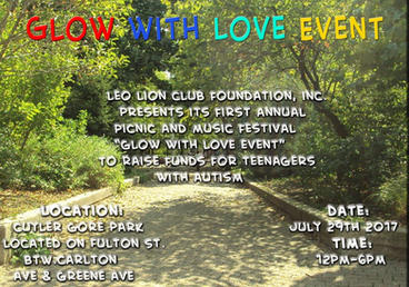 Glow with love event