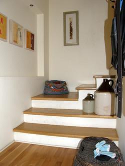 לאתר מדרגות
