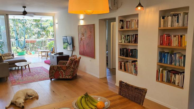 דירת 5 חדרים מורחבת מעוז אביב תל אביב