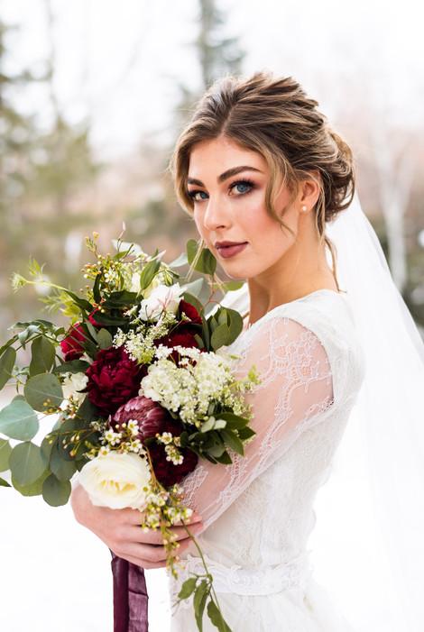 Utah Bridals at La Caille