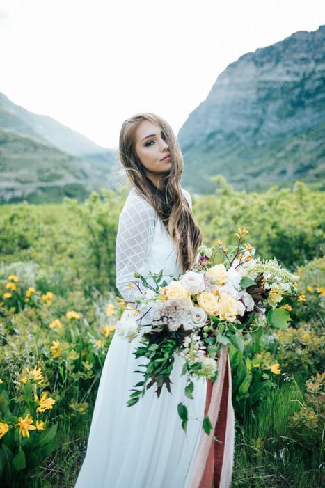 Utah Mountain Bridals
