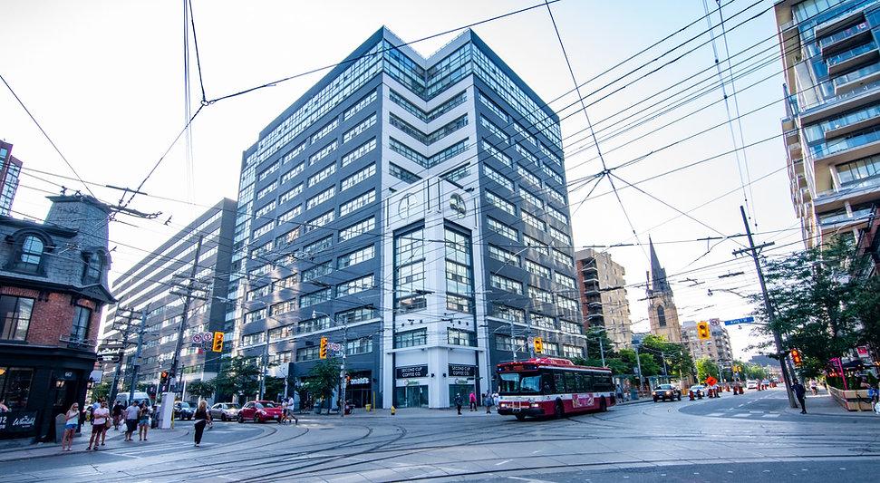 Toronto Clock Tower Lofts