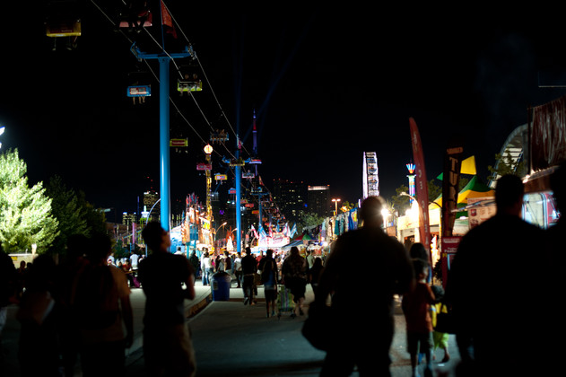 CNE at Night