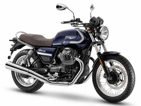 Seventh heaven: Moto Guzzi V7 gets all new tech and engine from V85TT