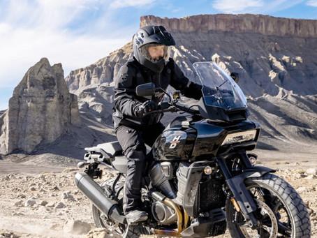 Revealed: the Harley-Davidson Pan America 1250 adventure tourer