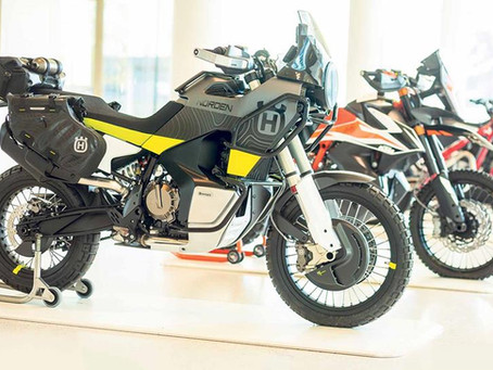 New Norden 901 review: Husqvarna let us take their adventure prototype for a spin
