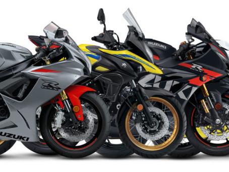 Suzuki Announces More 2021 Models