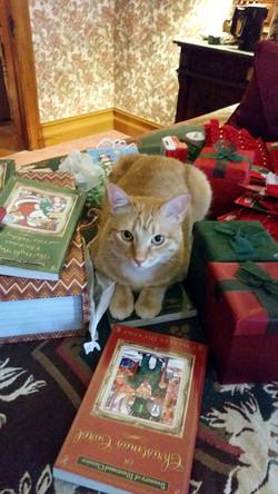 Kristmas is for Kitties, Too!