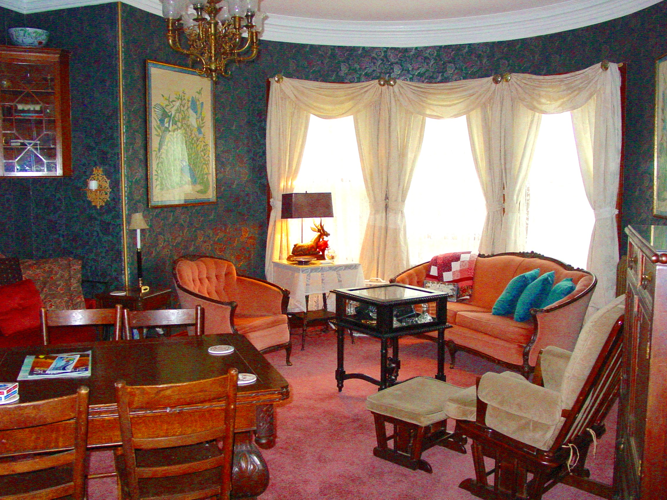 DEMPSEY SUITE Sitting Room [Tower]