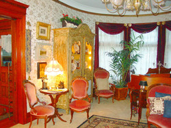 Ladies' Parlor under South Tower
