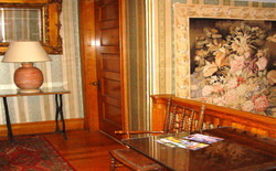 Dempsey Suite Door with Tapestry